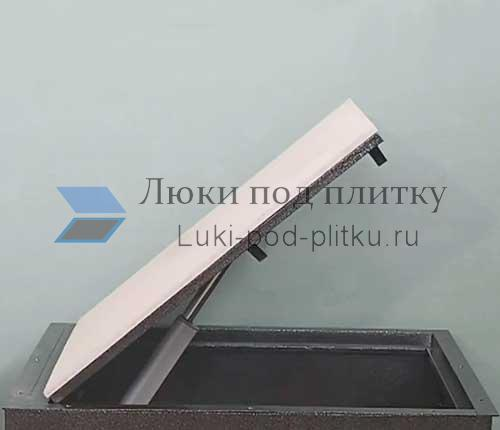 Напольный люк ТИТАН с электроприводом